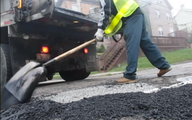 Potholes: Health indicators of the city streets