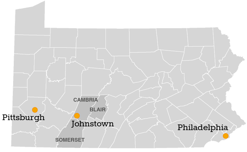 Funds allegedly embezzled from Cambria County guardianship agency