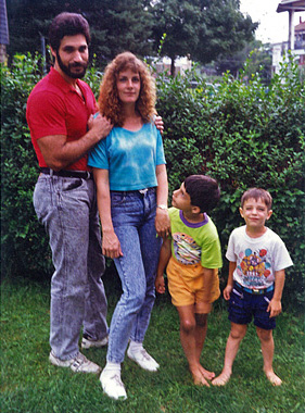 Pantoni family