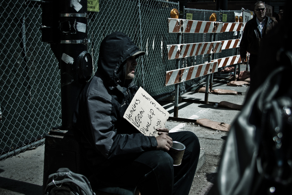 homeless veterans Information about va benefits for united states military veterans who are, or are at-risk of being, homeless.