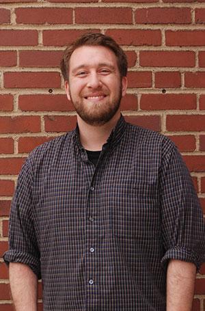 Reporter Jeffrey Benzing