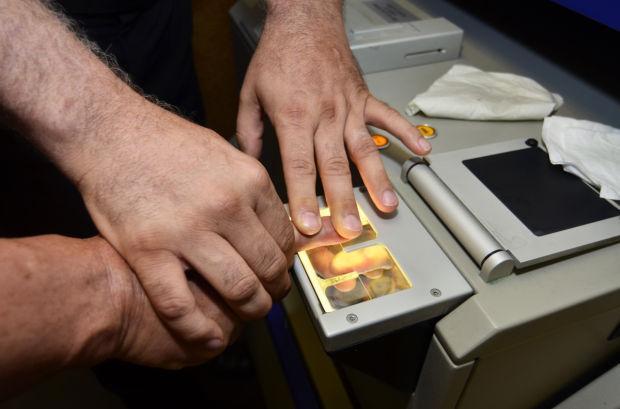 Fingerprinting in action