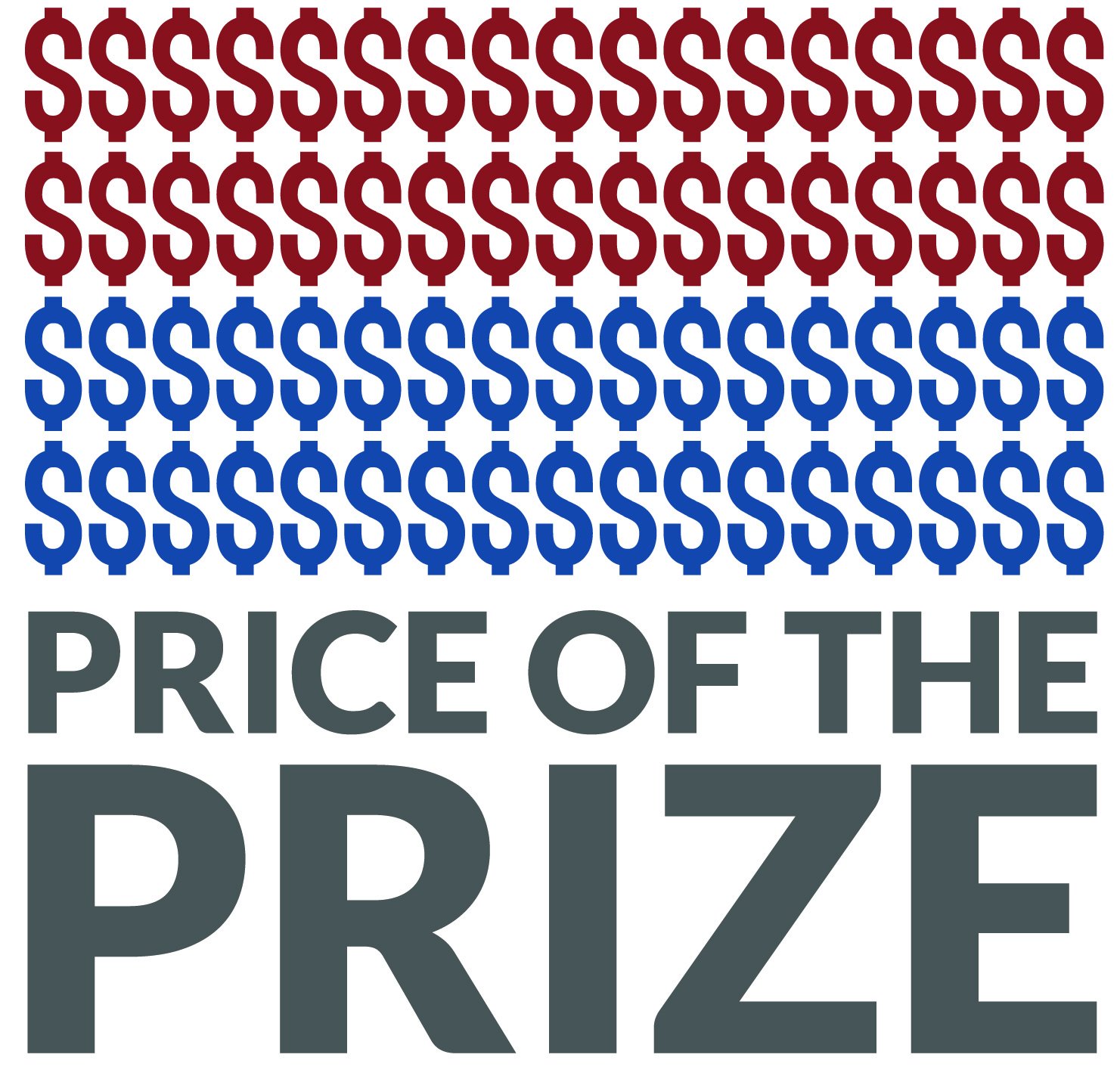 Price of the Prize logo