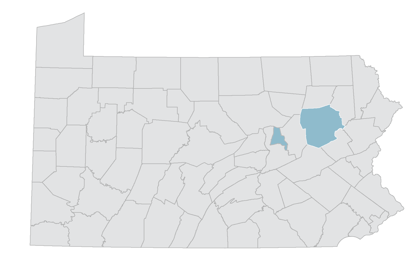 Southeast Expansion map