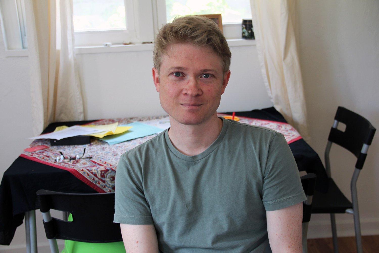 Portrait of Dustin McDaniel