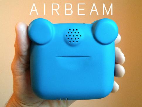 airbeam air sensor