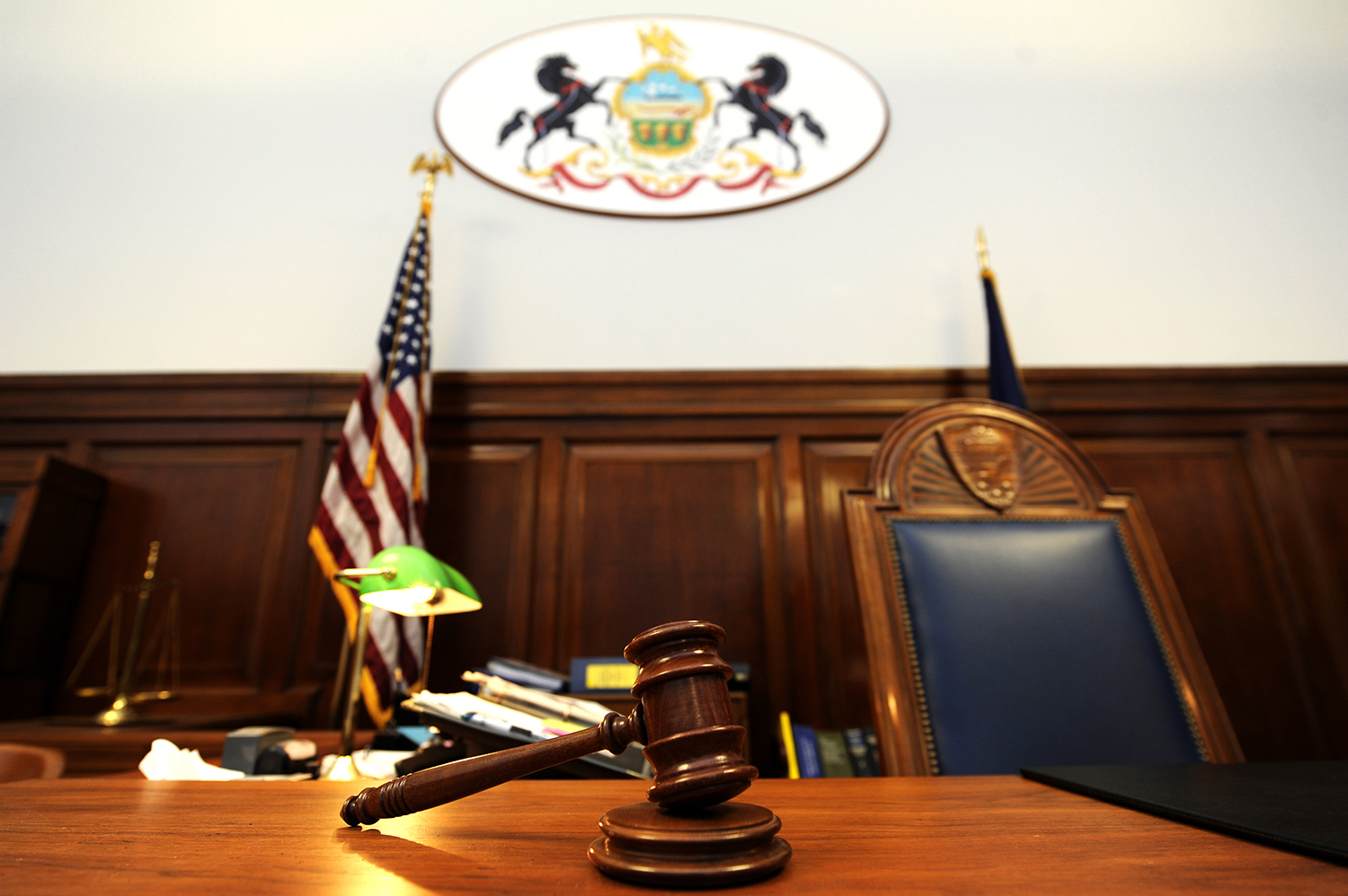 Murder defendants can risk life in prison at trial or admit guilt when Allegheny County prosecutors give them a chance at lighter penalties. (Photo by Connor Mulvaney/PublicSource)