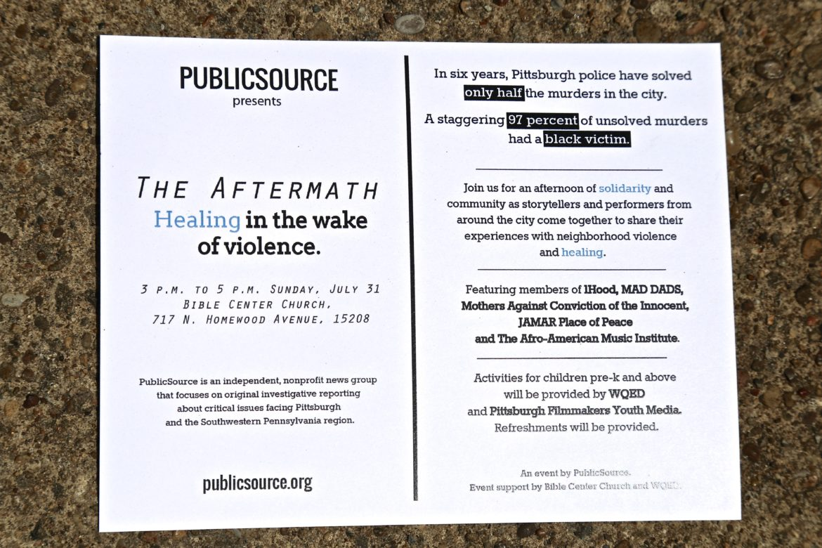 Join us for an event - PublicSource | News for a better