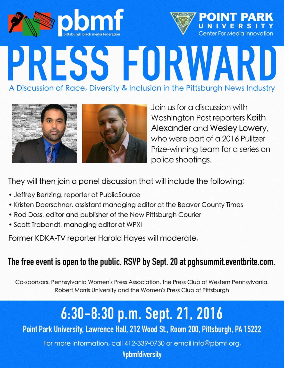 Join the conversation on race, media and diversity - PublicSource