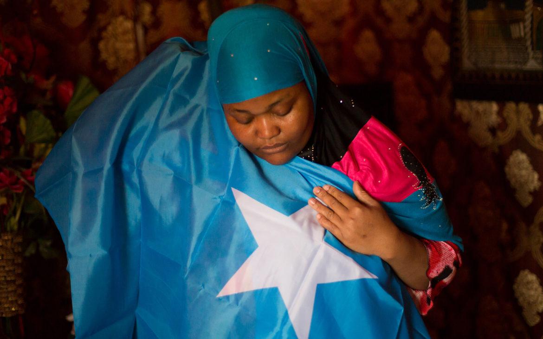 how to say love in somali