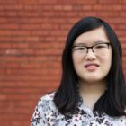 Stephanie Wang (Photo by Ryan Loew/PublicSource)