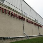The Pittsburgh Water and Sewer Authority's water treatment plant in Aspinwall. (Photo by Ryan Loew/PublicSource)