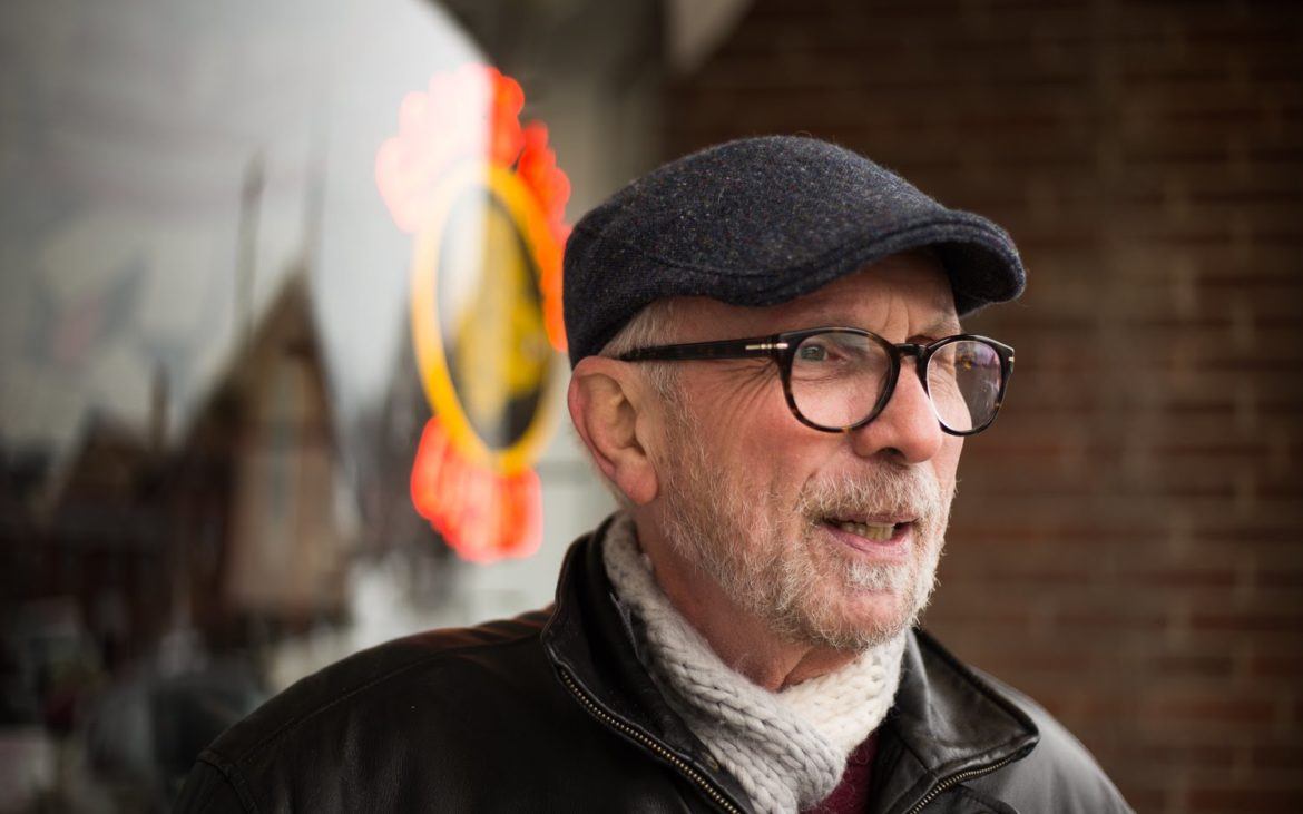 Gerard Furey, 66, moved back to Western Pennsylvania after teaching in New York City for 28 years. (Photo by John Hamilton/PublicSource)