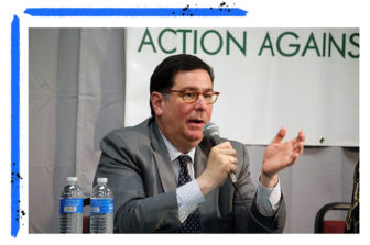 Pittsburgh Mayor Bill Peduto. (Photo by Ryan Loew/PublicSource)