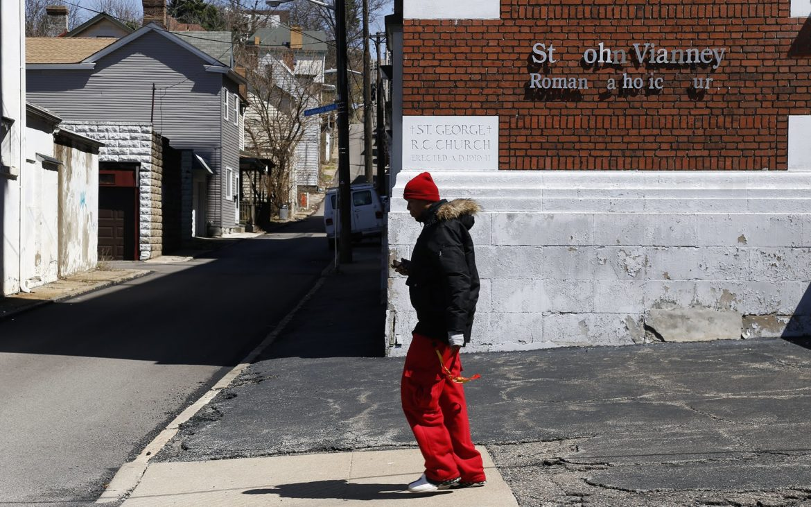 Former parishioners are trying to save an Allentown church building