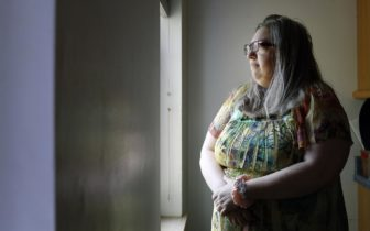 Sue Kerr recognizes that she has had support throughout hard times post-hysterectomy and she wonders how others with little to no safety net are getting through hurdles and uncertainty she faced. (Photo by Ryan Loew/PublicSource)