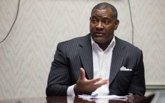 Anthony Hamlet, superintendent of Pittsburgh Public Schools. (Photo by John Hamilton/PublicSource)