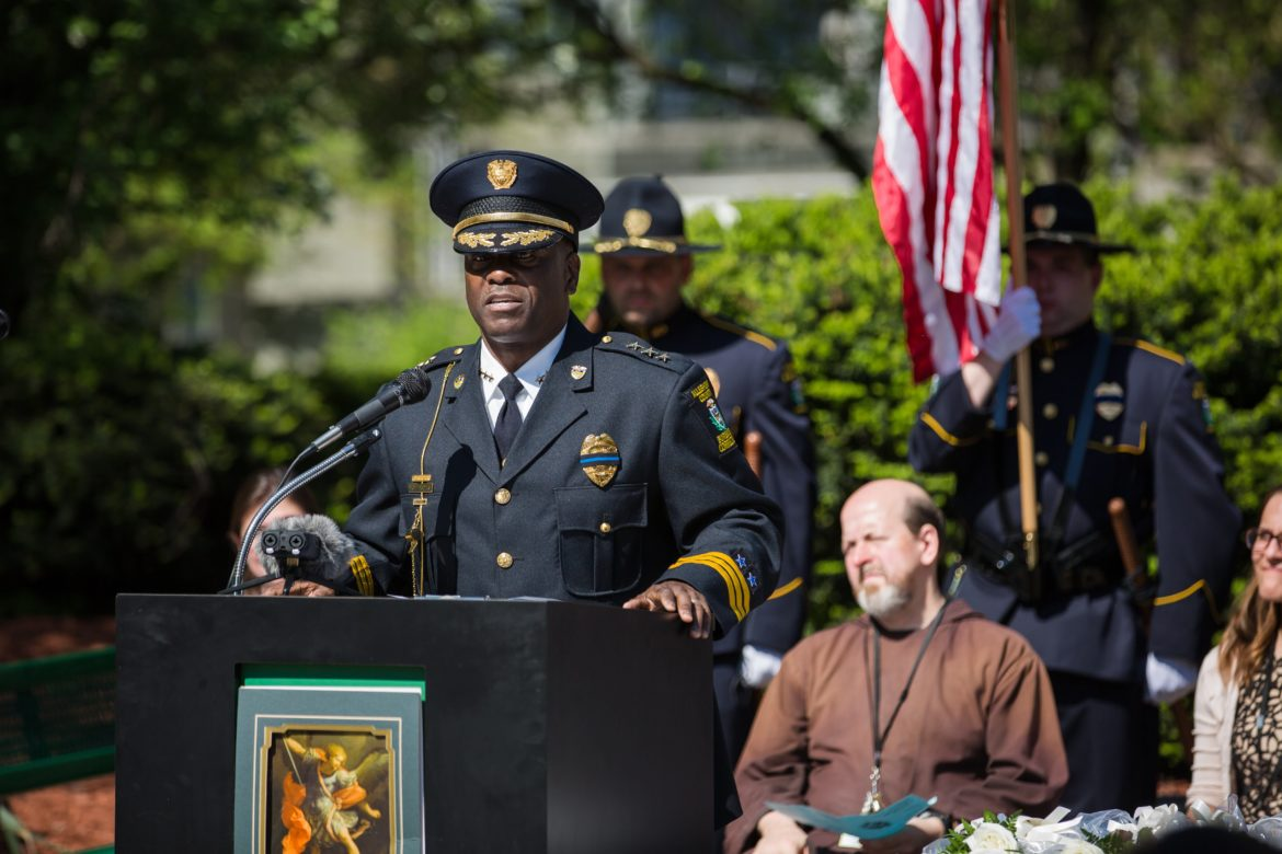 Allegheny County Jail Warden Orlando Harper (Photo by Allegheny County Photography)