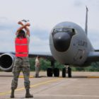 Members of the 171st Air Refueling Wing return from overseas June 18, 2011. The Pittsburgh Air National Guard base and Pittsburgh Air Reserve Station were among the sites added recently to Pennsylvania's PFAS contamination list. (U.S. Air Force photo by Master Sgt. Ann Young)