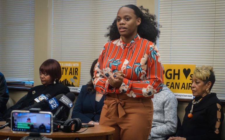 """I was sitting on Facebook and saw that we couldn't go outside,"" said Rep. Summer Lee, a Democrat in the 34th district. ""They said it so nonchalantly, that this was par for course for your community. This is not natural. This is not natural and it is not fair."""