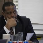 Ed Gainey, Vice Chair of the Urban Redevelopment Authority of Pittsburgh. (Photo by Kat Procyk/PublicSource)