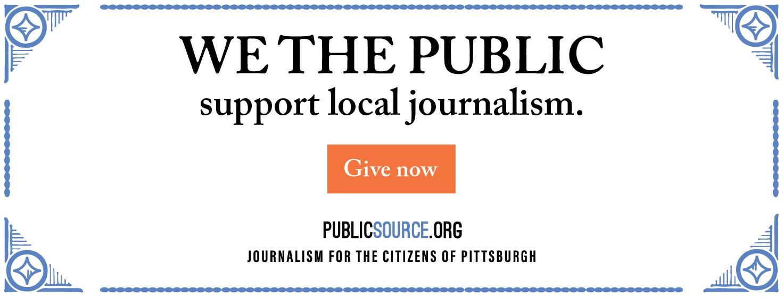 PublicSource donation ad