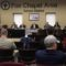 Members of the Fox Chapel Area School District School Board met for the final time on June 10, 2019, before their summer break. (Photo by Jay Manning/ PublicSource)
