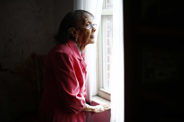 Edna Council worked at the Hill House Association for 38 years. (Photo by Jared Wickerham/Pittsburgh City Paper)
