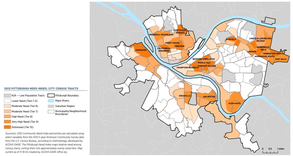 (Map by the University of Pittsburgh Center for Social and Urban Research)