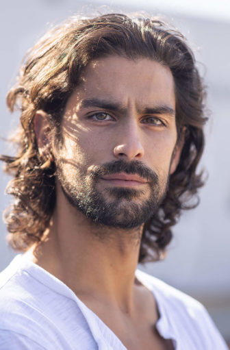 Alejandro Diaz (Photo by Teake Zuidema)