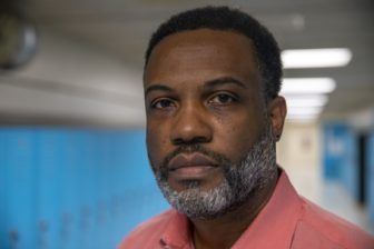 Superintendent James Harris of the Woodland Hills School District. (Photo by Jay Manning/PublicSource)