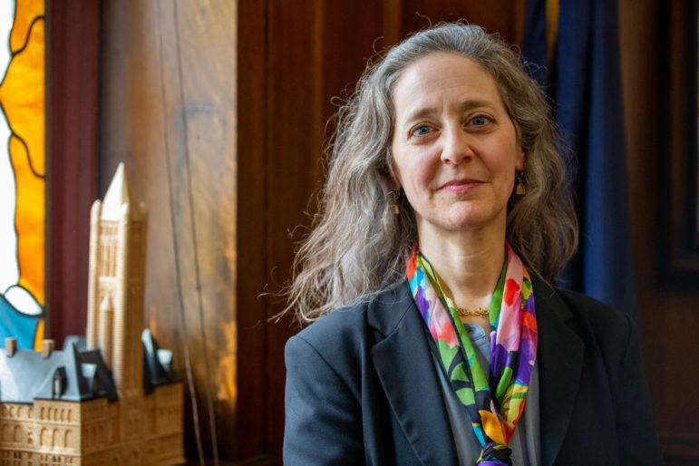 Allegheny County Health Department Director Dr. Debra Bogen (courtesy of Allegheny County)