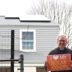 Homeowner Erik Fogt. (Photo courtesy of Solar United Neighbors.)