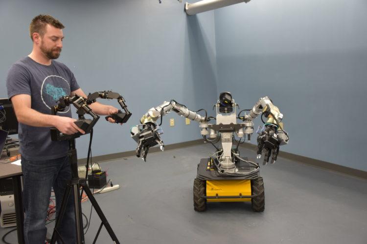 (Photo courtesy of RE2 Robotics)