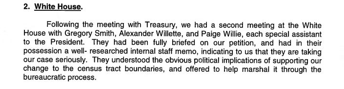 Caption: Excerpt from letter by USW International President Leo W. Gerard to U.S. Commerce Secretary Wilbur Ross of July 18, 2019.