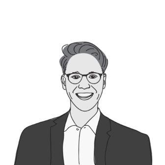 illustrated portrait of Jacob Williamson
