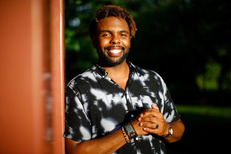 Terry Jones. (Photo by Jared Wickerham/Pittsburgh City Paper)