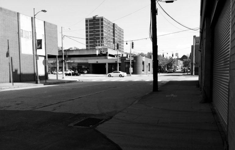 Photo of McKeesport, Pennsylvania, 2015.